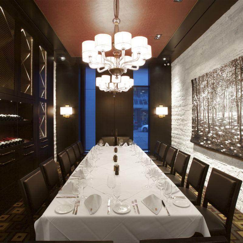 The Alberta Room, An Exclusive Dining Room Which Includes State Of The Art  AV And Music Systems, Accommodates Up To 16 Guests In Elegance And Complete  ...